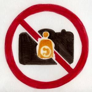 """No birthing photos!"" © Ben Gancsos Projects"