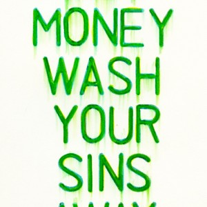 """Money And Sins"" © Ben Gancsos Projects"