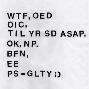"""OED""  ©Eric Enright"