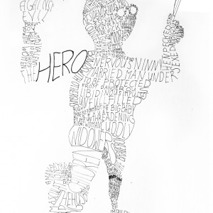 © Anja Sijben, August 15th 2011, Man For Every Day: Hero