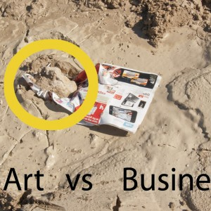 Art vs Business