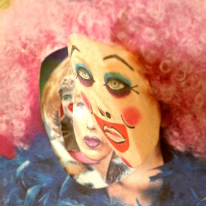 Cindy Sherman fronting a new make-up collection.